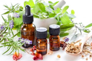 aromatherapy oils service